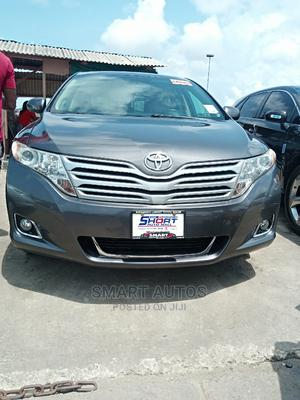 Toyota Venza 2011 Gray   Cars for sale in Lagos State, Apapa