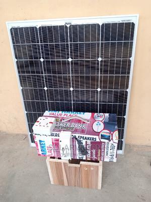 30- 1000watts Solar Generator Fan Bulb   Solar Energy for sale in Lagos State, Ikeja