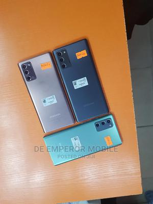 Samsung Galaxy Note 20 256 GB Gold | Mobile Phones for sale in Lagos State, Ikeja