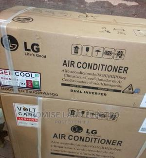LG 1,5hp Inverter Air Conditioner | Home Appliances for sale in Lagos State, Magodo