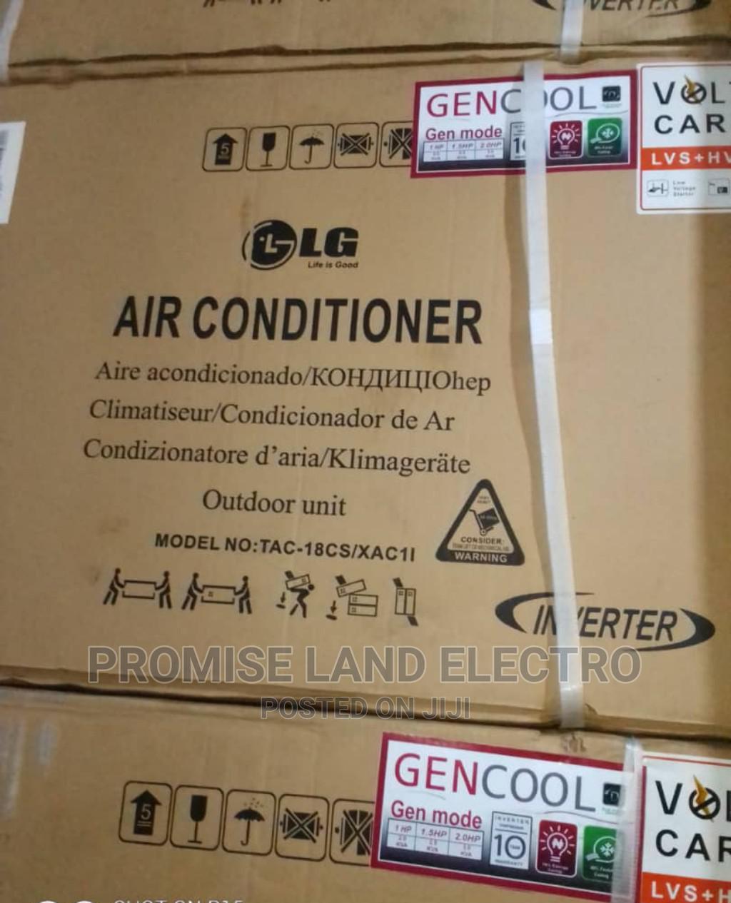 LG Air Conditioner ,1,5hp Inverter