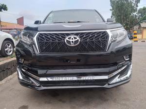 Toyota Land Cruiser Prado 2012 Black | Cars for sale in Lagos State, Ikeja