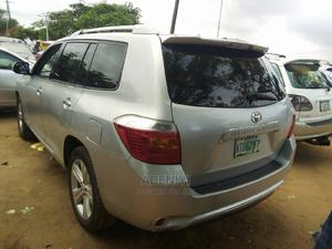 Toyota Highlander 2010 Limited Silver | Cars for sale in Lagos State, Amuwo-Odofin