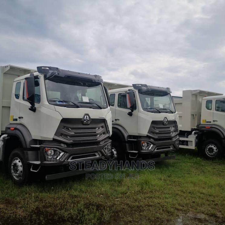 2020 New HOWO Trucks
