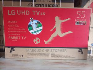 Discount on LG 55 Inches Smart TV at a Discounted Price | TV & DVD Equipment for sale in Ogun State, Ado-Odo/Ota