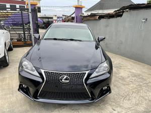 Lexus IS 2008 250 Blue   Cars for sale in Lagos State, Ogba