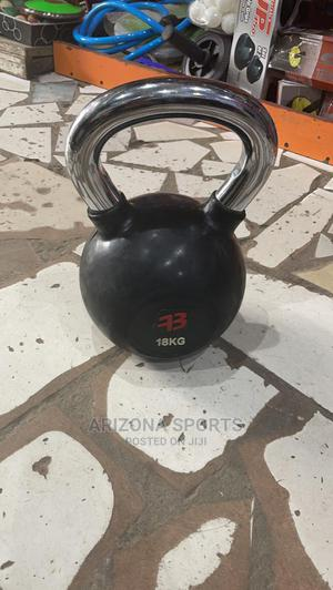 Kettlebell Bodyfit | Sports Equipment for sale in Abuja (FCT) State, Apo District