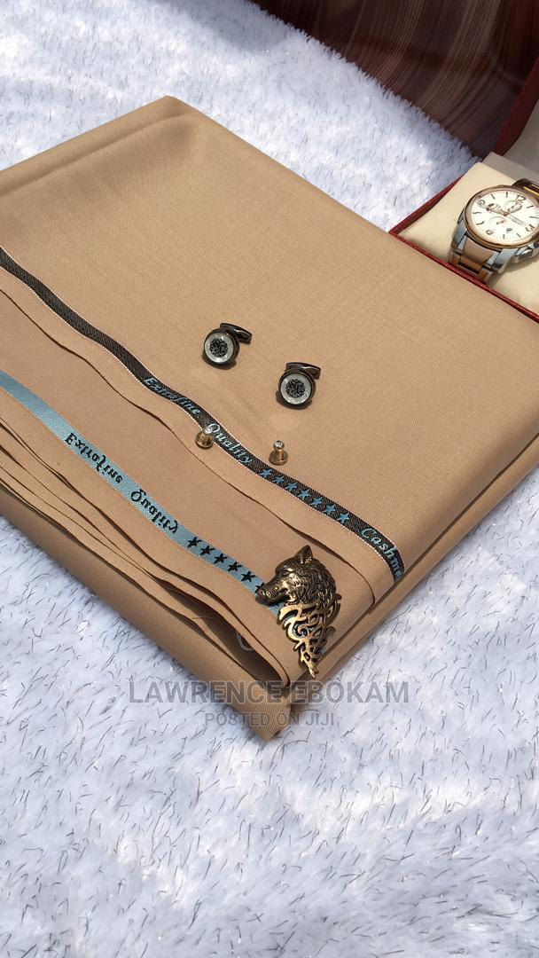 Archive: Casmir and Other Fabrics