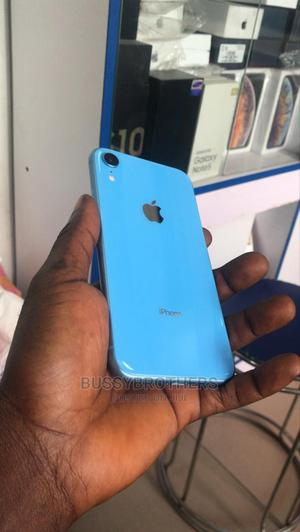 Apple iPhone XR 64 GB Blue | Mobile Phones for sale in Lagos State, Ikeja