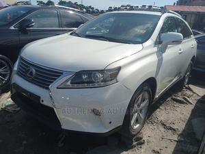 Lexus RX 2013 350 FWD White   Cars for sale in Lagos State, Apapa