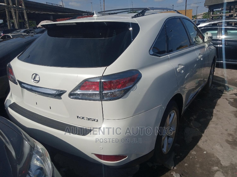 Lexus RX 2013 350 FWD White   Cars for sale in Apapa, Lagos State, Nigeria
