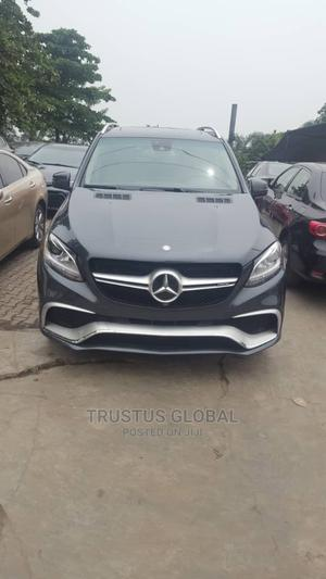 Mercedes-Benz GLE-Class 2017 Gray | Cars for sale in Lagos State, Amuwo-Odofin