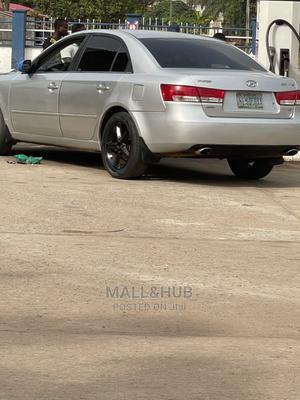 Hyundai Sonata 2007 3.3 V6 GLS Automatic Silver | Cars for sale in Anambra State, Onitsha