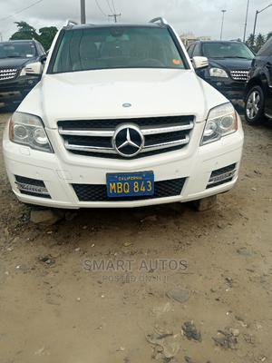 Mercedes-Benz GLK-Class 2011 White   Cars for sale in Lagos State, Apapa
