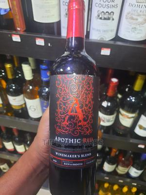 Apothic Red Wine   Meals & Drinks for sale in Lagos State, Surulere