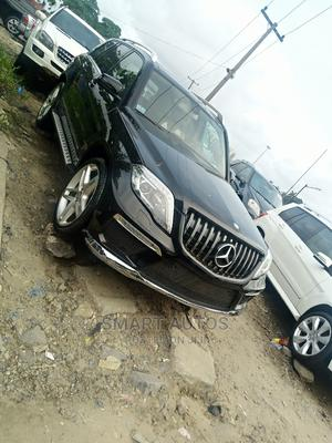 Mercedes-Benz GLK-Class 2012 Black   Cars for sale in Lagos State, Apapa