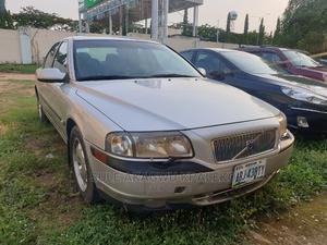 Volvo S80 2001 D5 Automatic Silver | Cars for sale in Abuja (FCT) State, Lugbe District