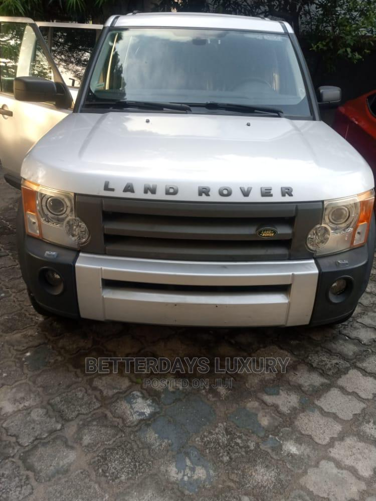 Archive: Land Rover LR3 2006 HSE Gray
