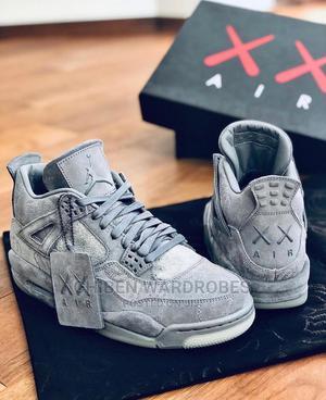 Air Jordan Retro 4 Kaws Sneakers | Shoes for sale in Lagos State, Lekki