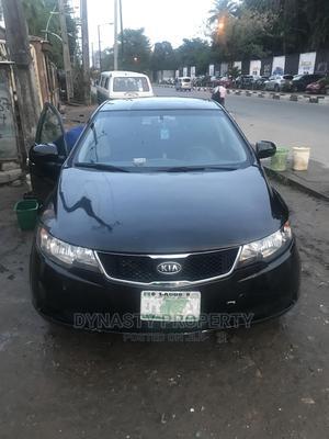 Kia Cerato 2012 Black | Cars for sale in Lagos State, Lekki