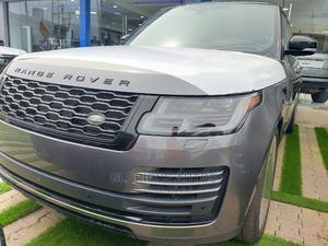 Land Rover Range Rover Vogue 2018 Gray | Cars for sale in Lagos State, Lekki