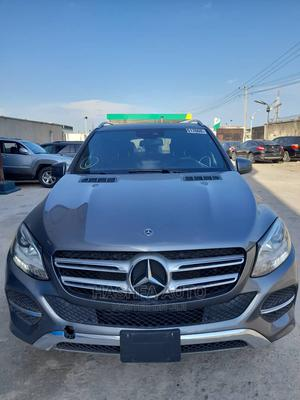 Mercedes-Benz GLE-Class 2018 Gray | Cars for sale in Lagos State, Gbagada