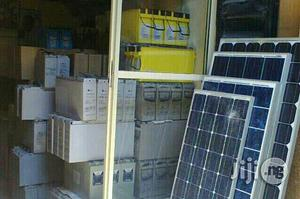 Solar Battery and Panel   Solar Energy for sale in Lagos State, Ojo
