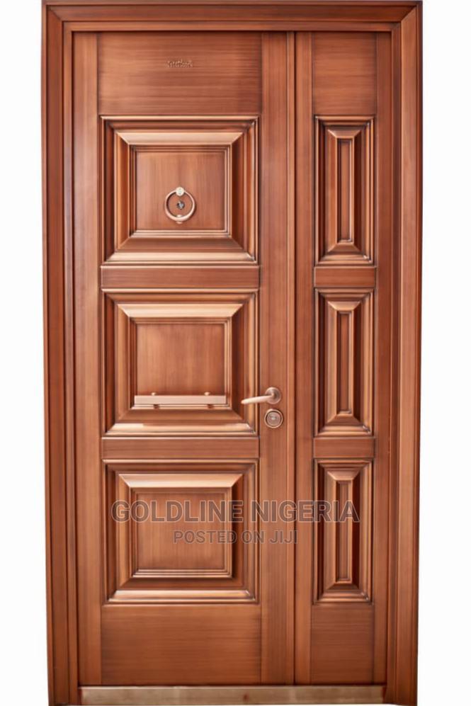 SD058 Copper Door