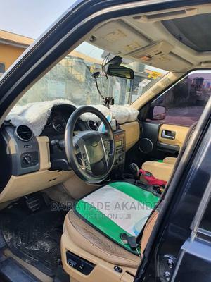 Land Rover LR3 2007 V8 SE Black | Cars for sale in Lagos State, Ojodu