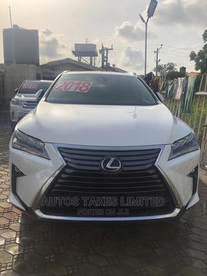 Lexus RX 2018 White | Cars for sale in Lagos State, Ajah