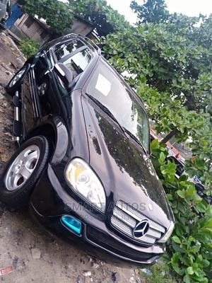 Mercedes-Benz M Class 2005 Black | Cars for sale in Lagos State, Apapa