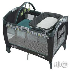 Graco Pack N Play Playard Baby Bed   Children's Gear & Safety for sale in Lagos State, Ikeja