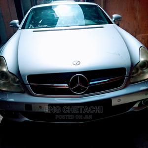 Mercedes-Benz CLS 2006 500 Silver   Cars for sale in Lagos State, Yaba