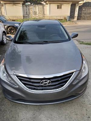 Hyundai Sonata 2013 Gray   Cars for sale in Lagos State, Magodo