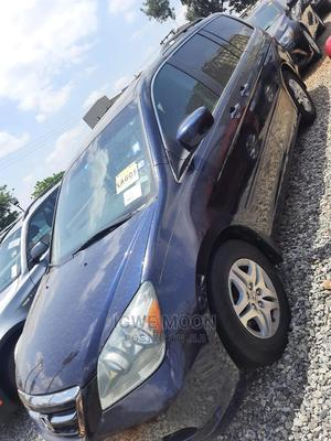 Honda Odyssey 2006 Touring Blue | Cars for sale in Abuja (FCT) State, Central Business District