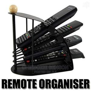 Remote Control Rack/Organizer Stand- Black | Accessories & Supplies for Electronics for sale in Lagos State, Shomolu