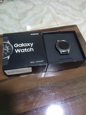 Samsung Galaxy Watch 46mm - Silver | Smart Watches & Trackers for sale in Lagos State, Lekki