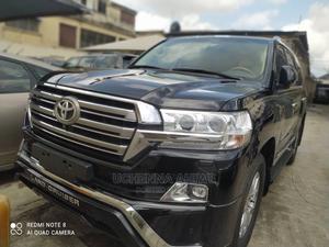 Toyota Land Cruiser 2016 4.6 V8 VXR Black | Cars for sale in Lagos State, Surulere