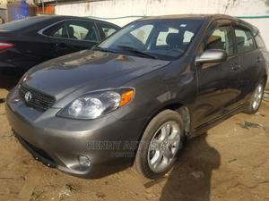 Toyota Matrix 2007 Gray | Cars for sale in Lagos State, Surulere