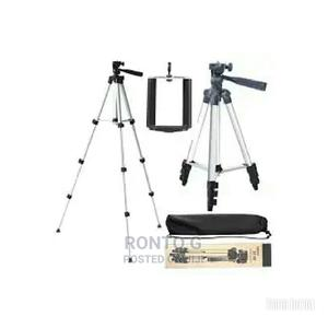 Generic 3110 Tripod Stand For Phones And Camera. | Accessories & Supplies for Electronics for sale in Abuja (FCT) State, Wuse 2