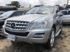 Mercedes-Benz M Class 2010 ML 350 4Matic | Cars for sale in Lagos State, Apapa