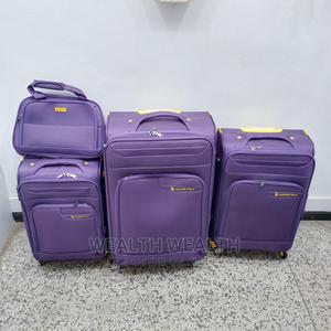 4 Set Executive Leaderpolo Luggage Bag Available | Bags for sale in Lagos State, Ikeja