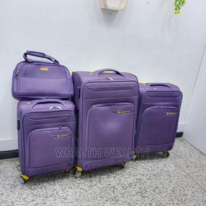Multiple Zipper Leaderpolo Luggage Bag | Bags for sale in Lagos State, Ikeja