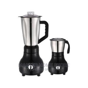 Master Chef Blender With Grinder [Stainless | Kitchen Appliances for sale in Lagos State, Lagos Island (Eko)