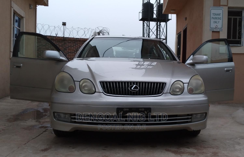 Archive: Lexus GS 2004 300 Sedan Silver