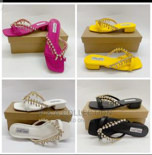 Classic Ladies Heel Slippers Available in 37_41 Order Yours   Shoes for sale in Lagos State, Ikeja