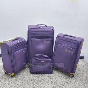 All-Round Wheel Leaderpolo Trolley Luggage Bag | Bags for sale in Lagos State, Ikeja