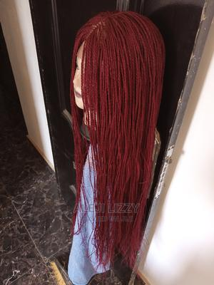 22 Inches Twist Wig   Hair Beauty for sale in Abuja (FCT) State, Mararaba
