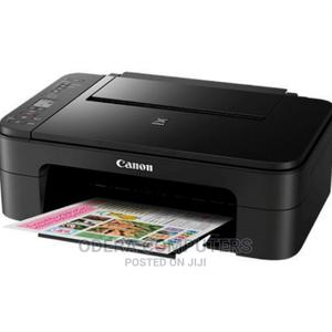 Canon Pixma Ts3140 Wireless Printer   Printers & Scanners for sale in Lagos State, Ikeja