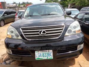 Lexus GX 2005 470 Sport Utility Black | Cars for sale in Lagos State, Amuwo-Odofin